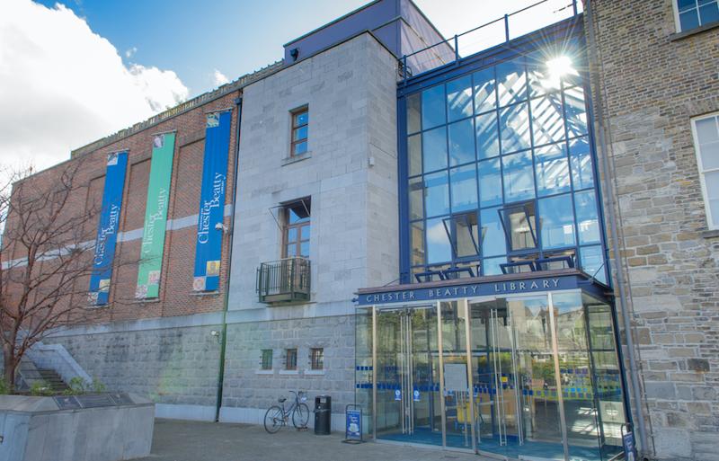 Pontos turísticos em Dublin: Museu-Biblioteca Chester Beatty