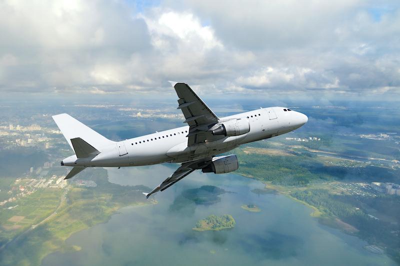 Avião para Dublin