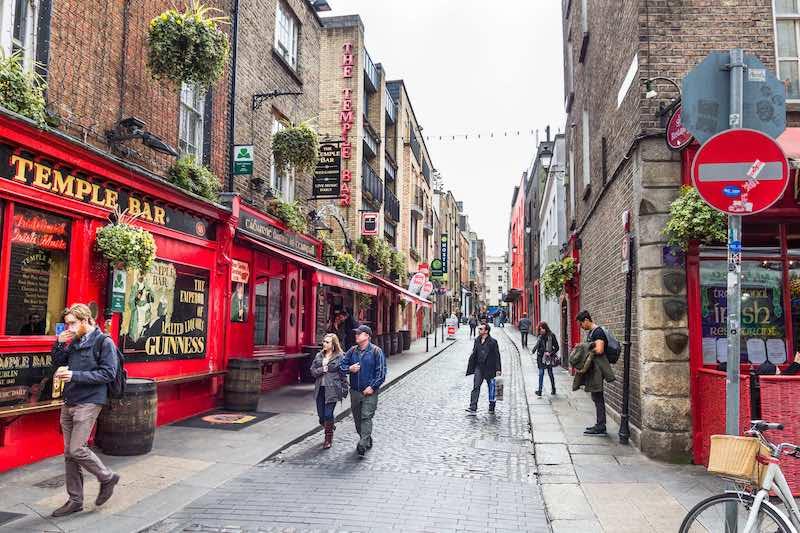Como economizar muito em Dublin e na Irlanda