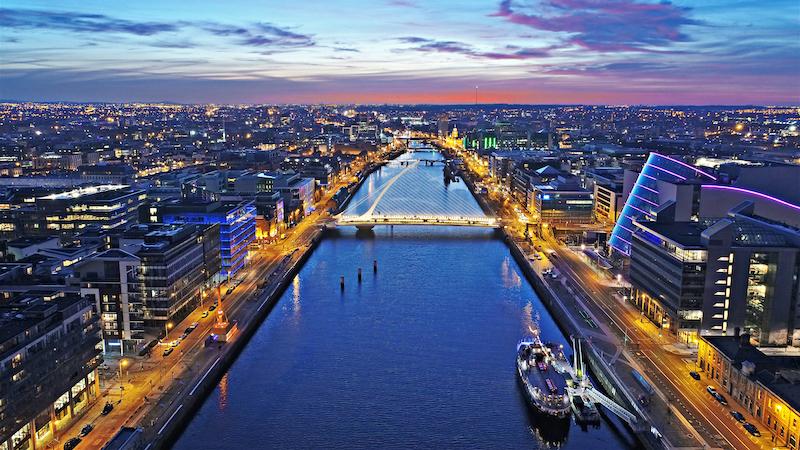Onde ficar em Dublin: melhores regiões