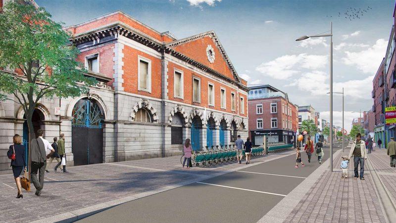 Onde ficar em Dublin: The Liberties