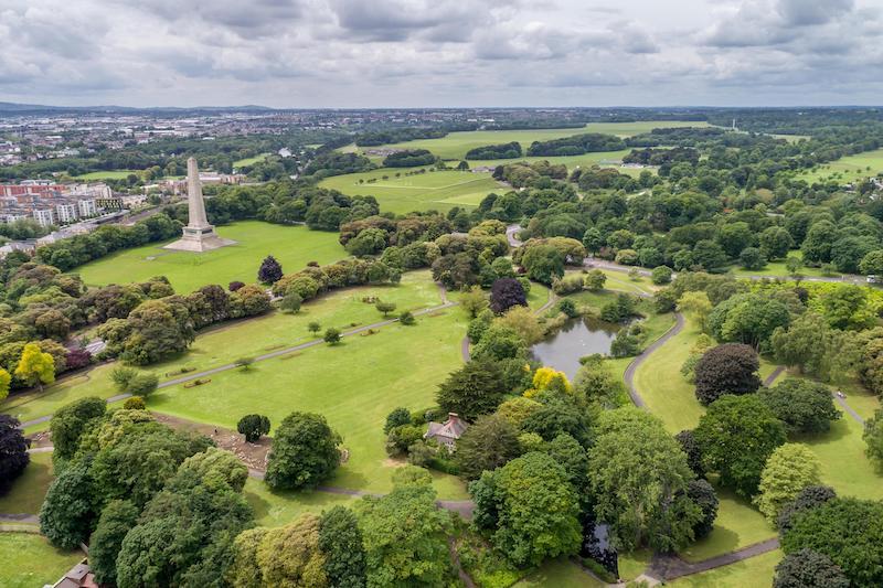 Roteiro de cinco dias em Dublin: Phoenix Park