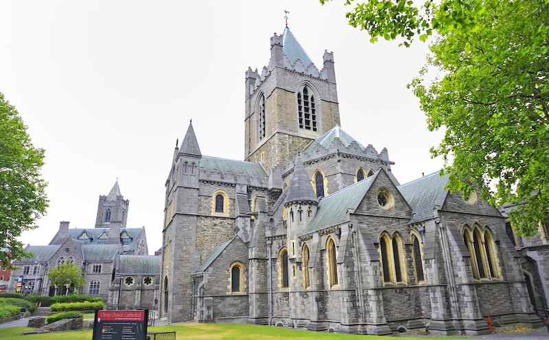 Roteiro de cinco dias em Dublin: Catedral São Patrício