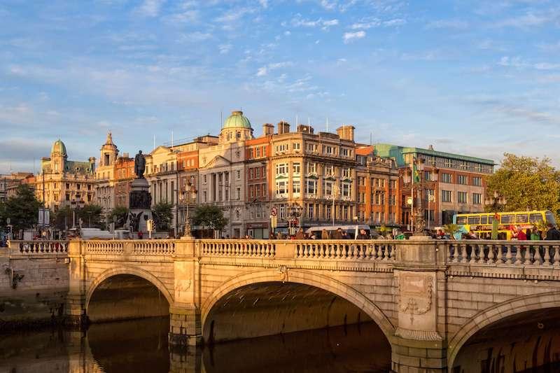 Seguro Viagem para Dublin