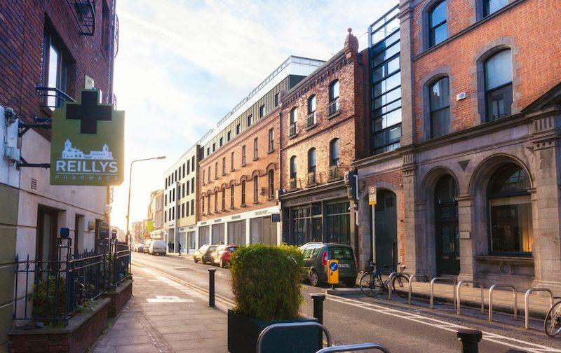 Compras em Dublin: Francis Street