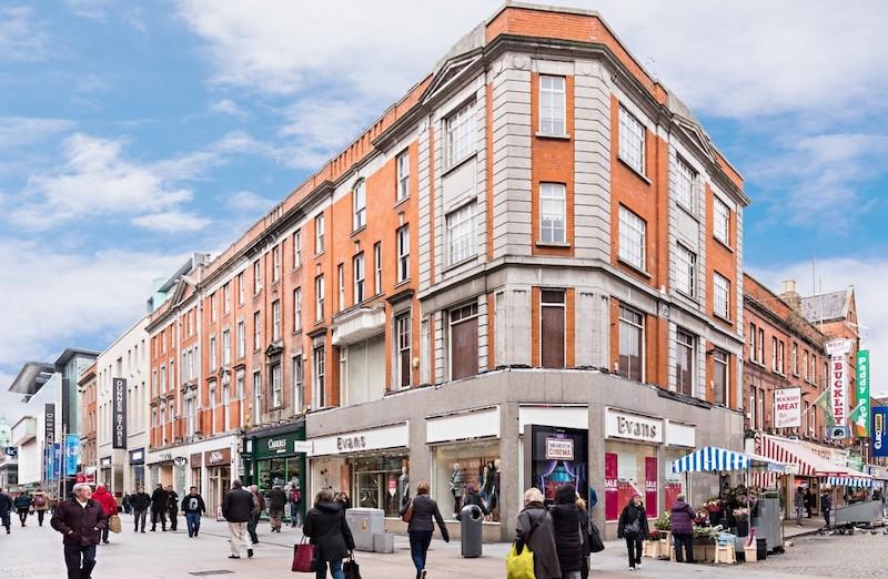 Compras em Dublin: Henry's Street