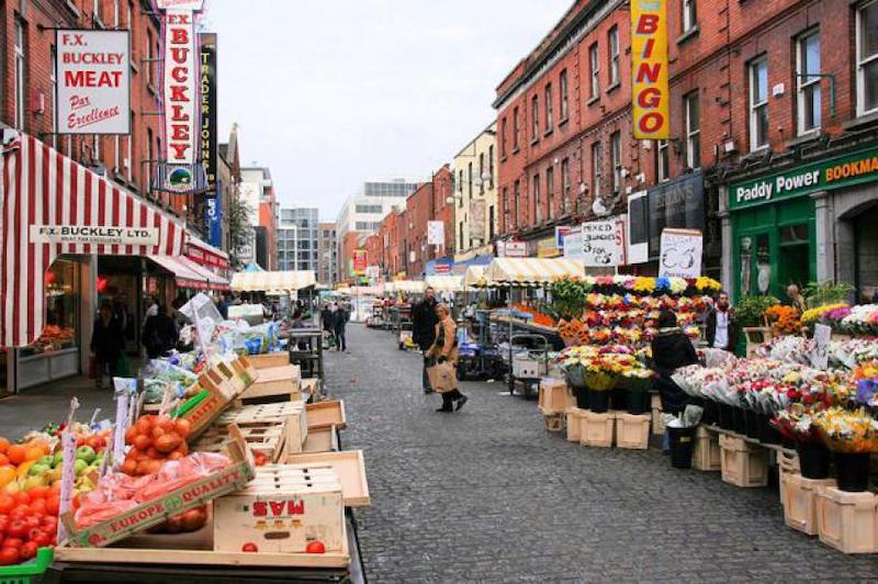 Compras em Dublin