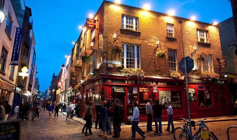 Melhores pubs em Dublin