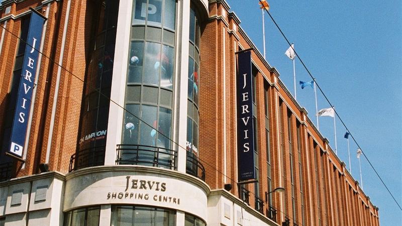 Compras em Dublin: Shopping Jervis