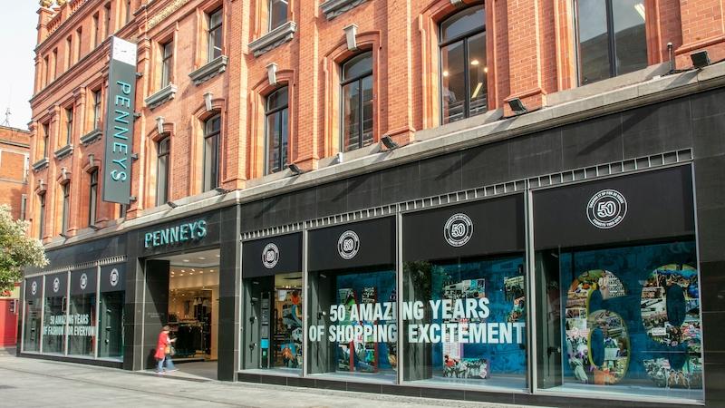 Compras em Dublin: Penneys