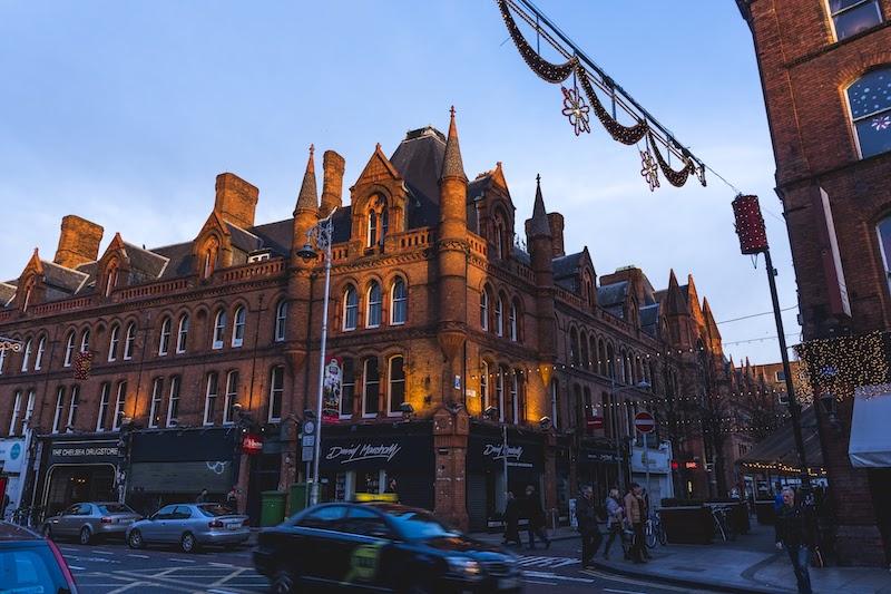 Compras em Dublin: George St. Arcade