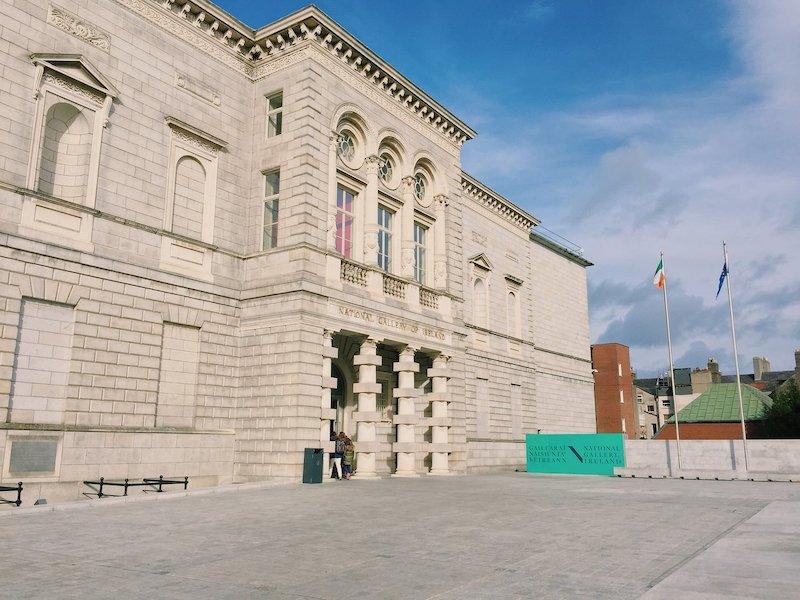 Melhores museus em Dublin - Museu Nacional da Irlanda