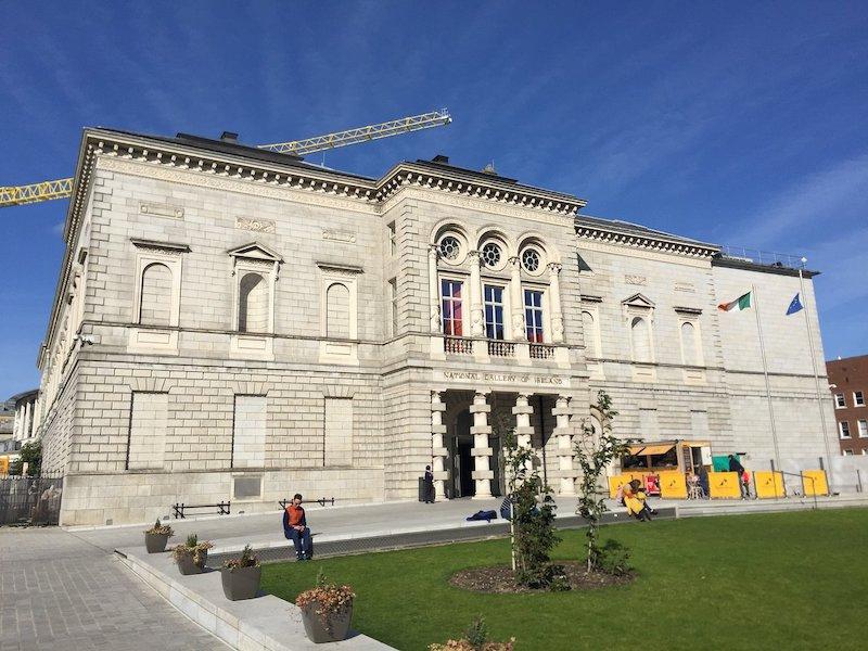 Galeria Nacional da Irlanda em Dublin